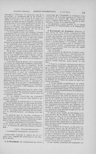 Tome 29 : Du 29 juillet au 27 août 1791 - page 105