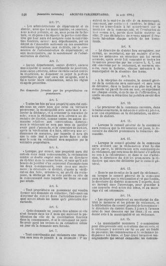 Tome 29 : Du 29 juillet au 27 août 1791 - page 148