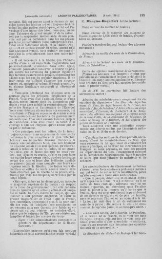 Tome 29 : Du 29 juillet au 27 août 1791 - page 185