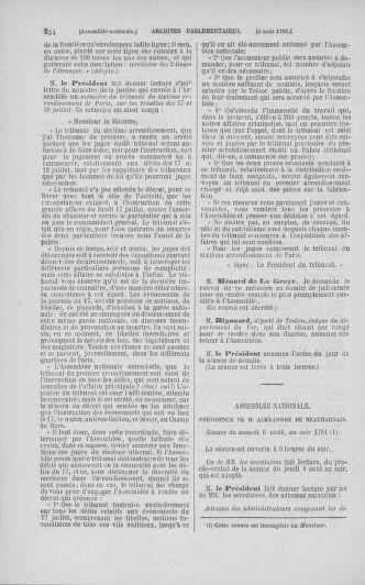 Tome 29 : Du 29 juillet au 27 août 1791 - page 234