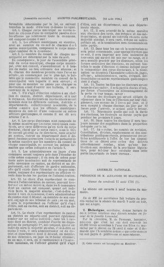 Tome 29 : Du 29 juillet au 27 août 1791 - page 377