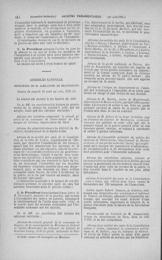 Tome 29 : Du 29 juillet au 27 août 1791 - page 414