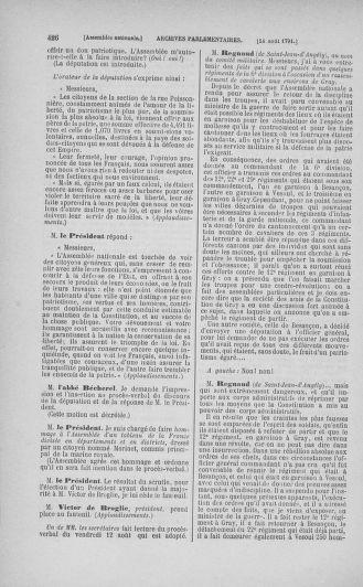 Tome 29 : Du 29 juillet au 27 août 1791 - page 426