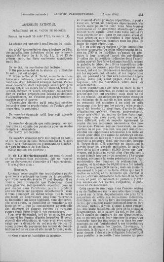 Tome 29 : Du 29 juillet au 27 août 1791 - page 451