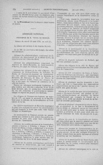 Tome 29 : Du 29 juillet au 27 août 1791 - page 470