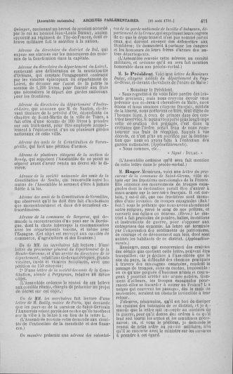 Tome 29 : Du 29 juillet au 27 août 1791 - page 471