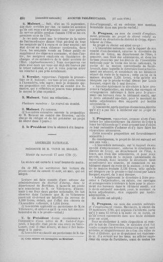 Tome 29 : Du 29 juillet au 27 août 1791 - page 490