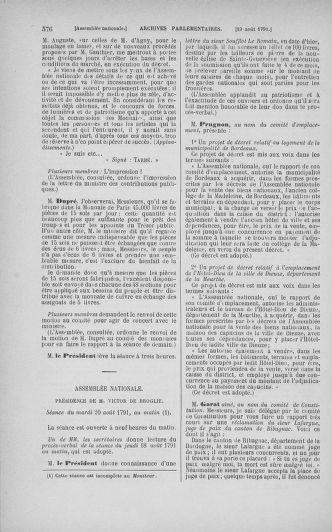 Tome 29 : Du 29 juillet au 27 août 1791 - page 576