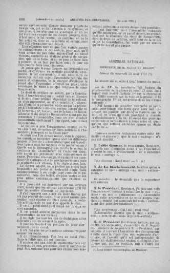 Tome 29 : Du 29 juillet au 27 août 1791 - page 668