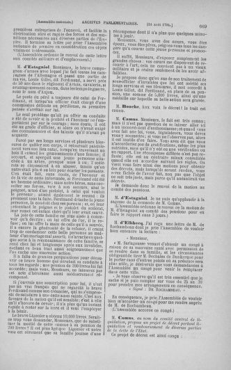 Tome 29 : Du 29 juillet au 27 août 1791 - page 669