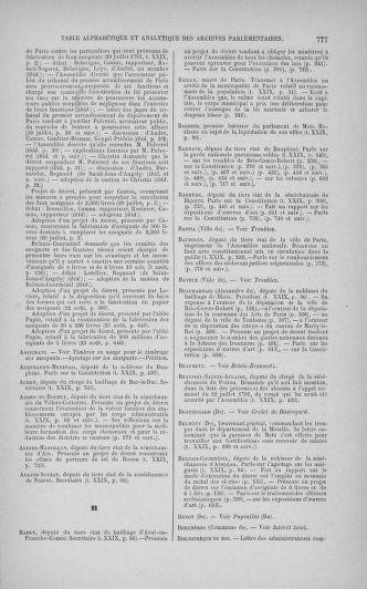 Tome 29 : Du 29 juillet au 27 août 1791 - page 777