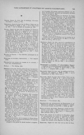 Tome 29 : Du 29 juillet au 27 août 1791 - page 781
