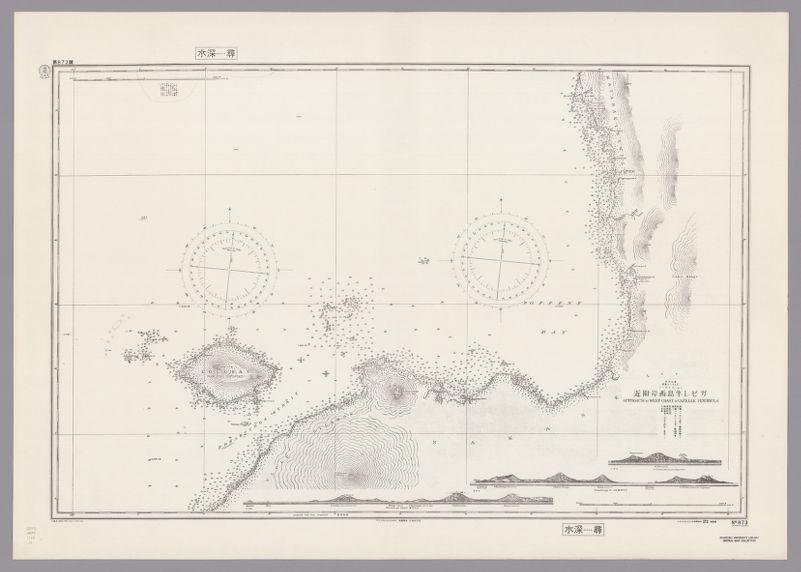 Approach to West Coast of Gazelle Peninsula