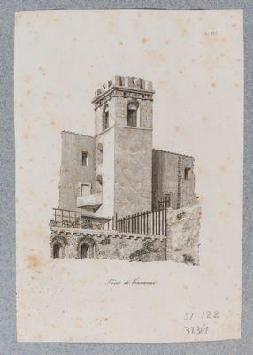 Torre de Crescenzi, veduta generale