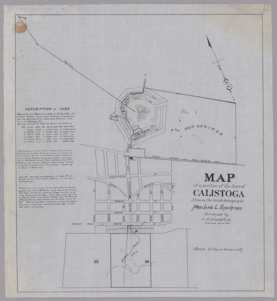 Maps | A Stanford Atlas - Spotlight at Stanford