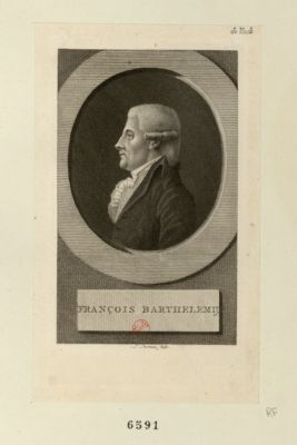 François Barthelemij [estampe]