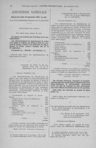 Tome 75 : Du 23 septembre au 3 octobre 1793 - page 30