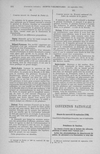 Tome 75 : Du 23 septembre au 3 octobre 1793 - page 104