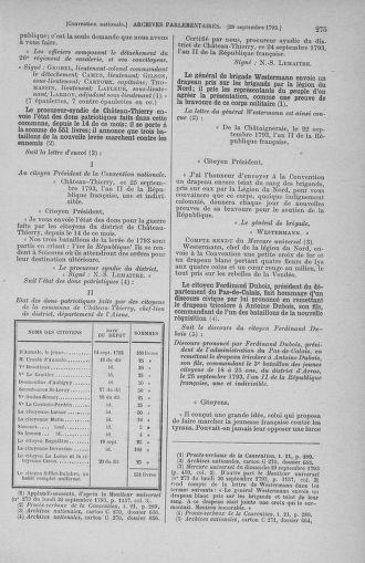 Tome 75 : Du 23 septembre au 3 octobre 1793 - page 275