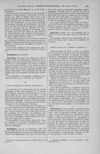Tome 75 : Du 23 septembre au 3 octobre 1793 - page 381