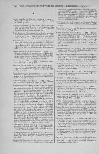 Tome 75 : Du 23 septembre au 3 octobre 1793 - page 742