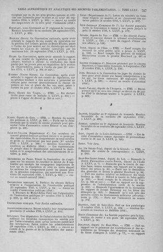 Tome 75 : Du 23 septembre au 3 octobre 1793 - page 757