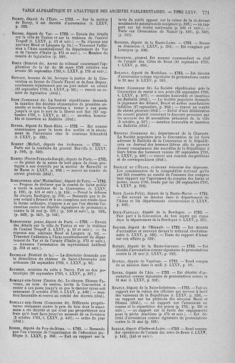 Tome 75 : Du 23 septembre au 3 octobre 1793 - page 771