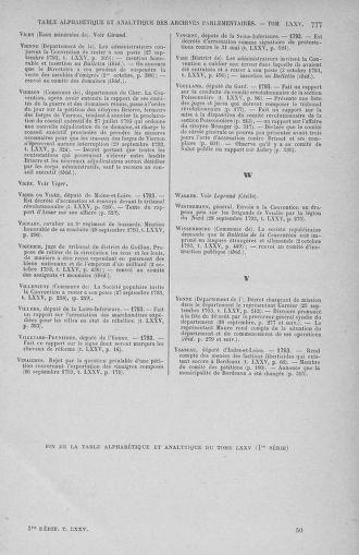 Tome 75 : Du 23 septembre au 3 octobre 1793 - page 777