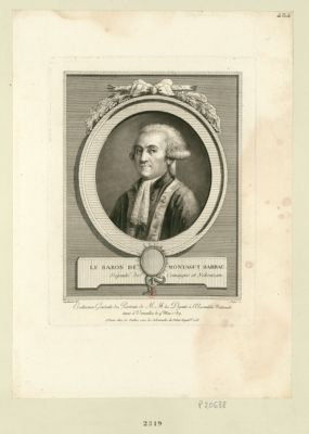 Le  Baron de Montagut Barrau deputé de Comminges et Nebouzan : [estampe]