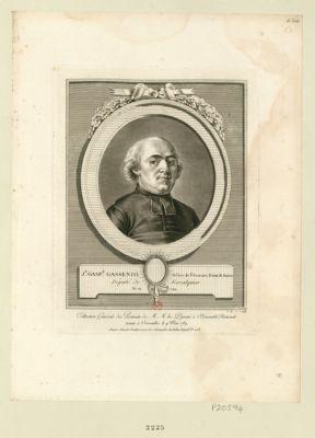 J.n Gasp.d Gassendi, prêtre de l'Oratoire, prieur de Barras député de Forcalquier, né en 1749 : [estampe]