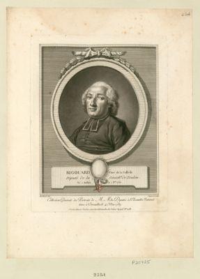 Rigouard, curé de la Falléde député de la sénéch.ée de Toulon, né à Solliés le 1 8.bre 1735 : [estampe]