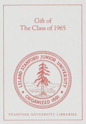 Gift of the Class of 1965