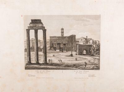 Foro Romano, tempio di Castore e Polluce