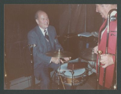 Chuck Huggins and Turk Murphy
