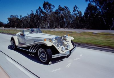 Clénet Roadster