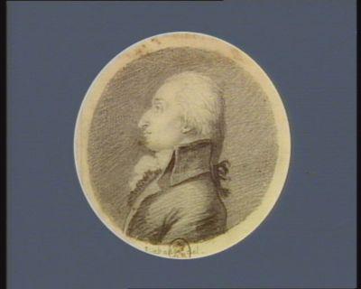 Jean Antoine Huot-Goncourt député du bailliage du Bassigny Barrois, né à Bourmont au mois d'avril 1733 : [dessin]