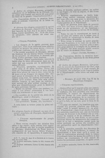Tome 64 : Du 2 au 16 mai 1793 - page 4