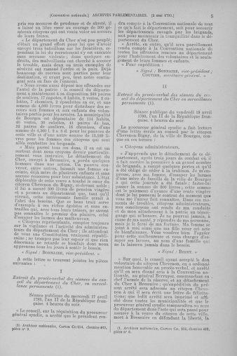 Tome 64 : Du 2 au 16 mai 1793 - page 5