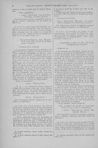Tome 64 : Du 2 au 16 mai 1793 - page 6