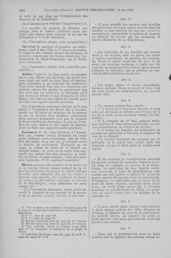 Tome 64 : Du 2 au 16 mai 1793 - page 124