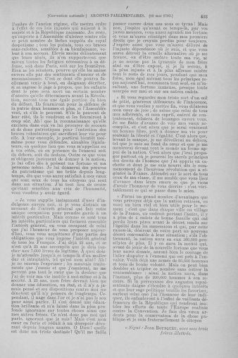 Tome 64 : Du 2 au 16 mai 1793 - page 403