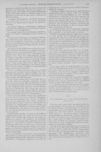 Tome 64 : Du 2 au 16 mai 1793 - page 439