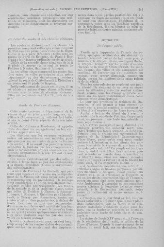 Tome 64 : Du 2 au 16 mai 1793 - page 443