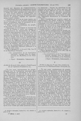 Tome 64 : Du 2 au 16 mai 1793 - page 449