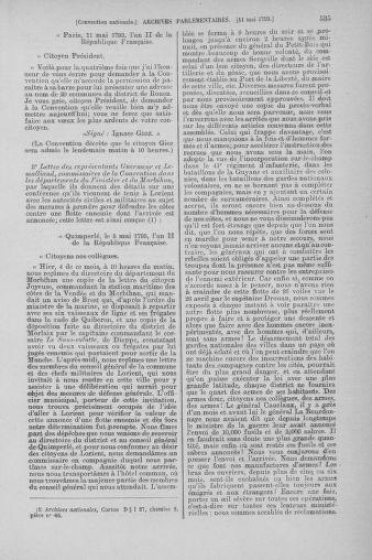 Tome 64 : Du 2 au 16 mai 1793 - page 535