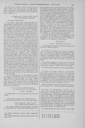 Tome 64 : Du 2 au 16 mai 1793 - page 541