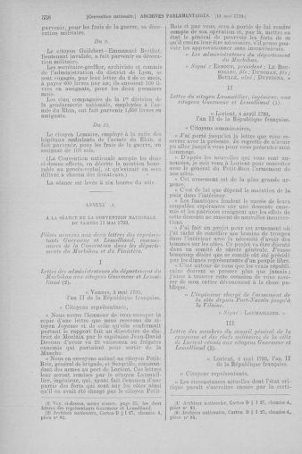 Tome 64 : Du 2 au 16 mai 1793 - page 558