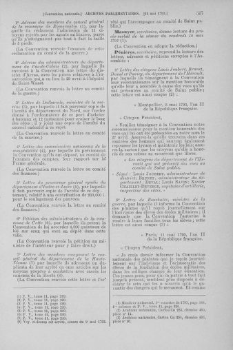 Tome 64 : Du 2 au 16 mai 1793 - page 567