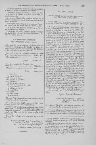 Tome 64 : Du 2 au 16 mai 1793 - page 607