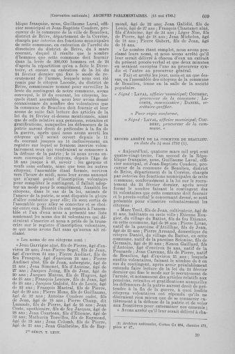 Tome 64 : Du 2 au 16 mai 1793 - page 609